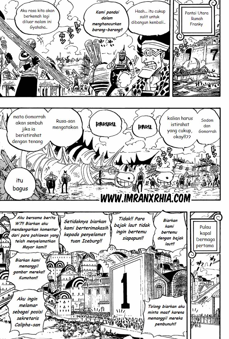 One Piece Chapter 431
