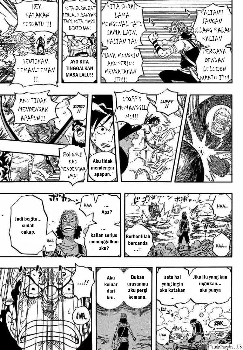 One Piece Chapter 438