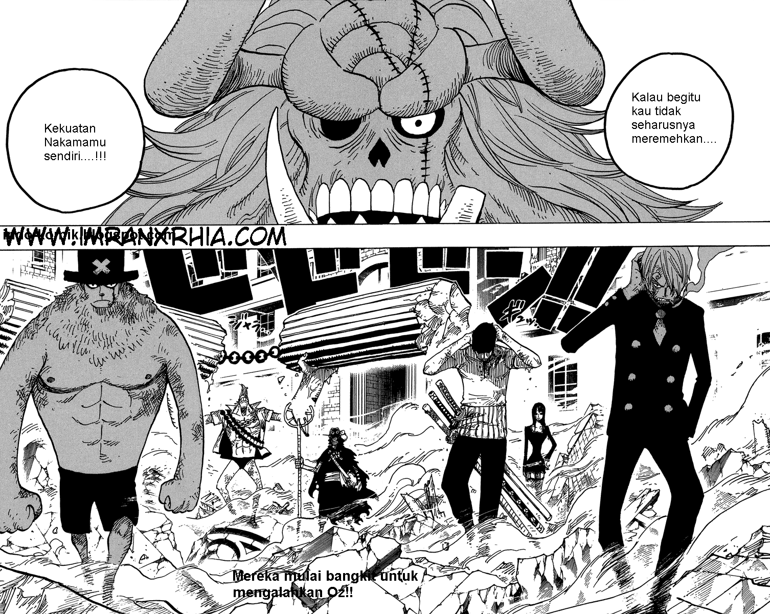 One Piece Chapter 471