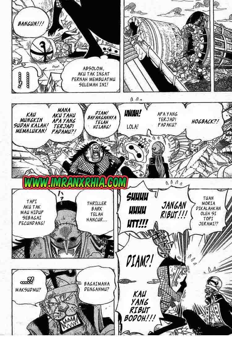 One Piece Chapter 483