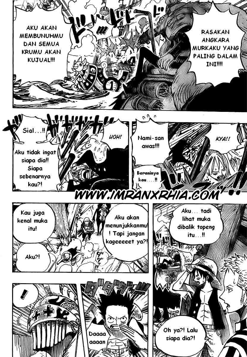One Piece Chapter 494