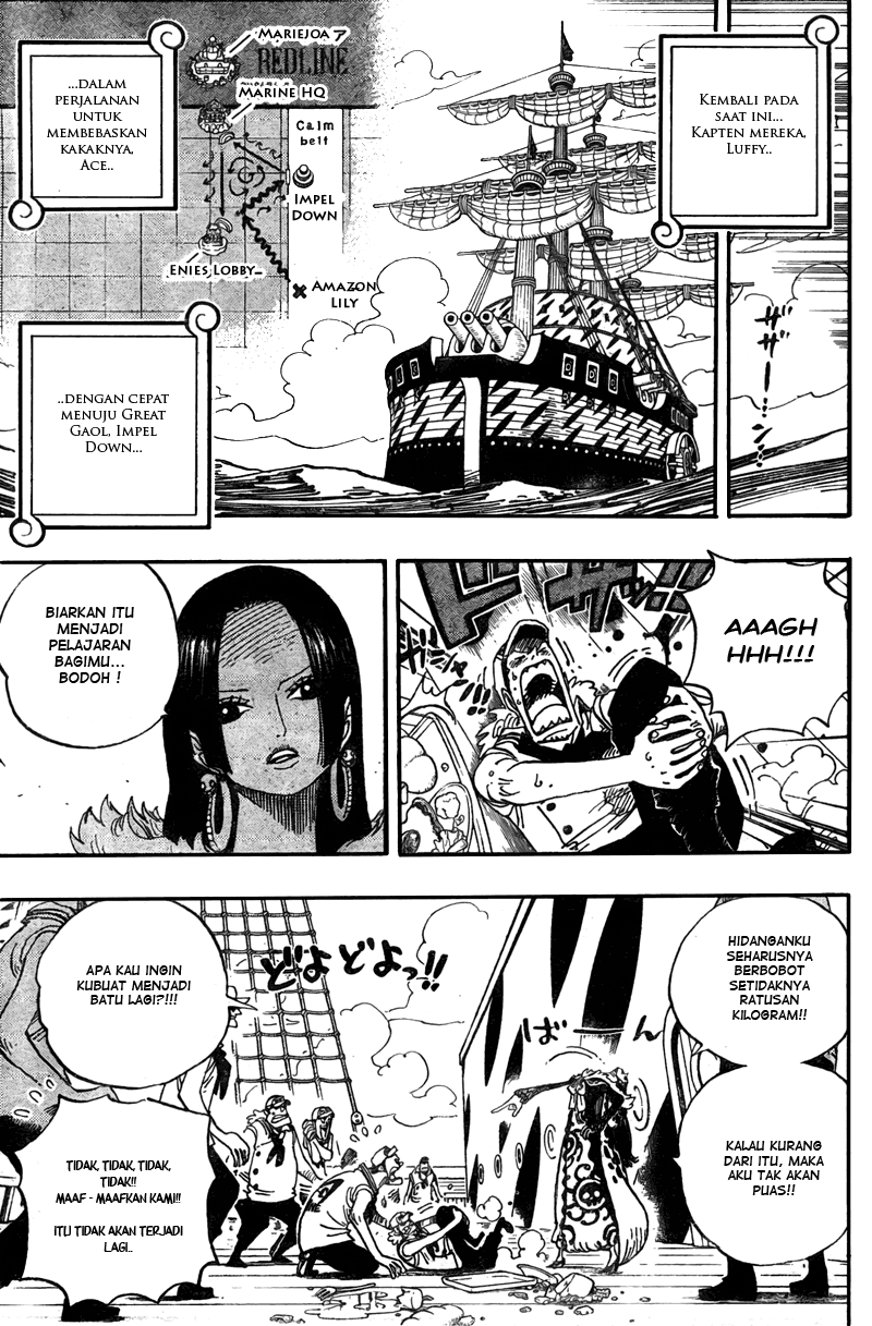 One Piece Chapter 524
