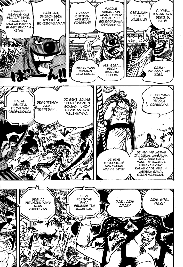 One Piece Chapter 559