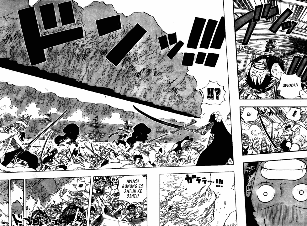 One Piece Chapter 561
