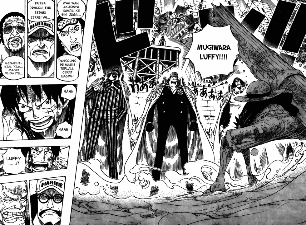 One Piece Chapter 565