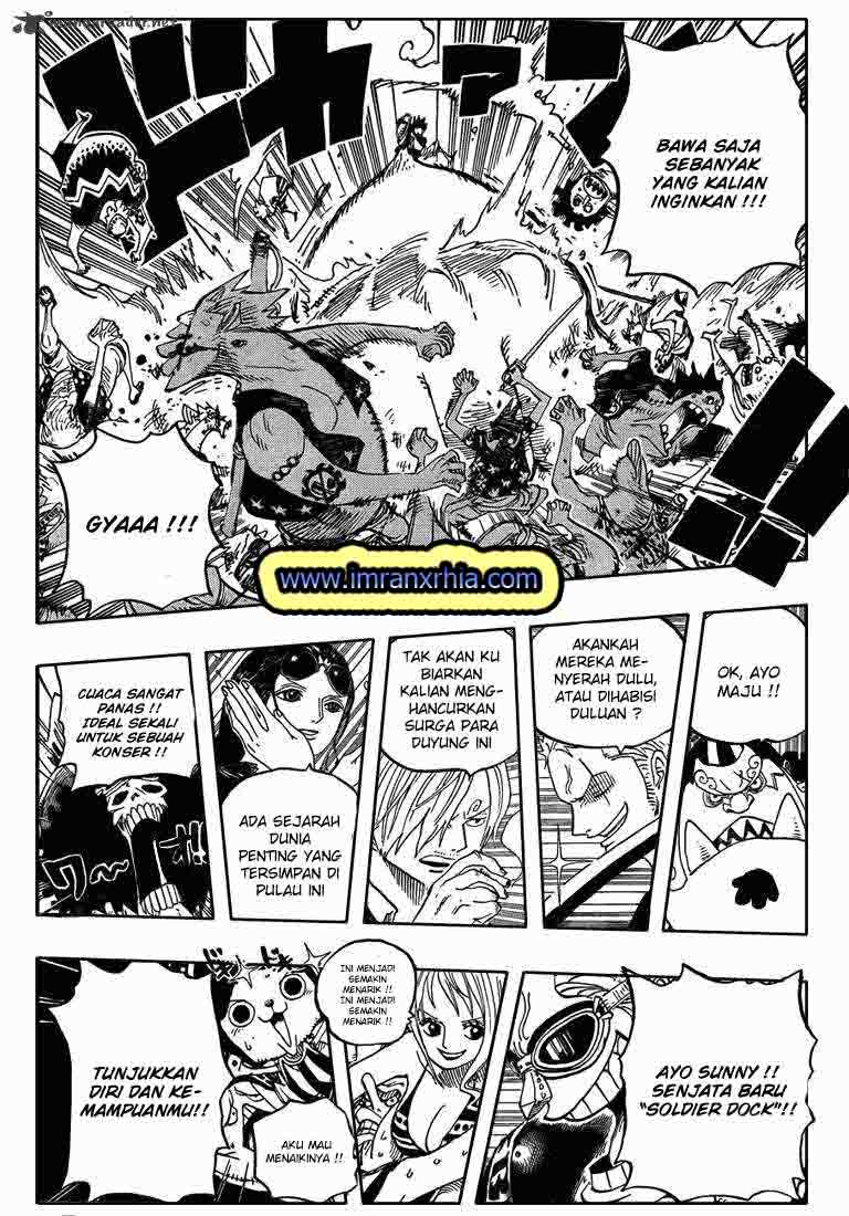 One Piece Chapter 634