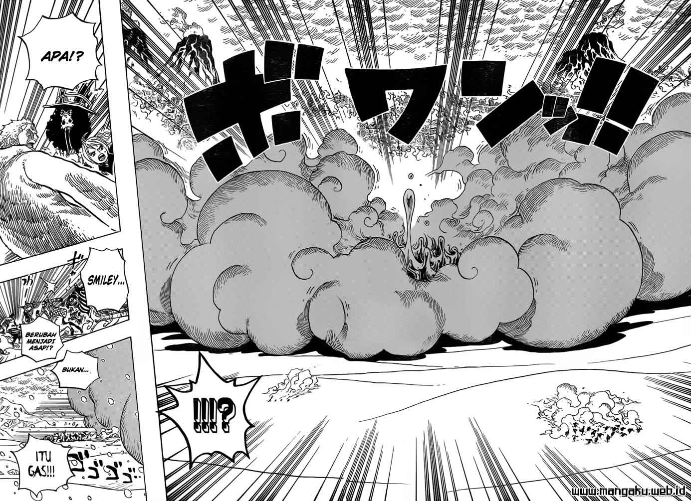 One Piece Chapter 676