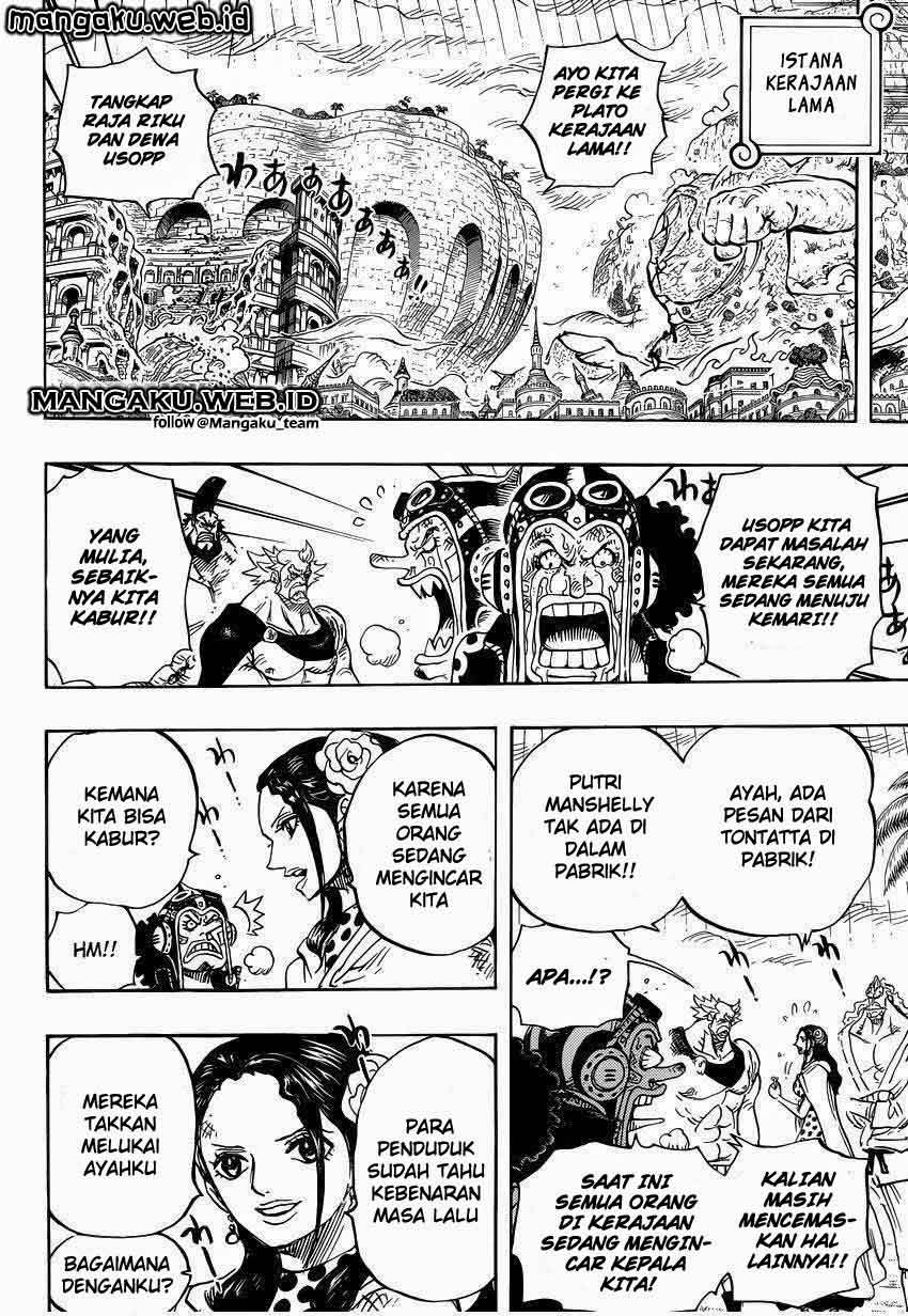 One Piece Chapter 755