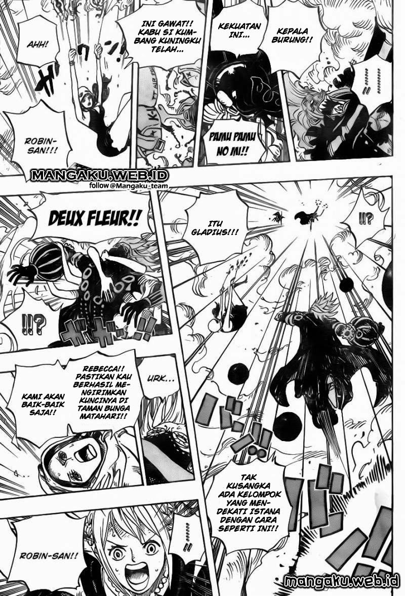 One Piece Chapter 756