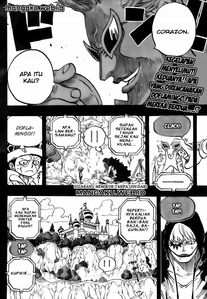 One Piece Chapter 765