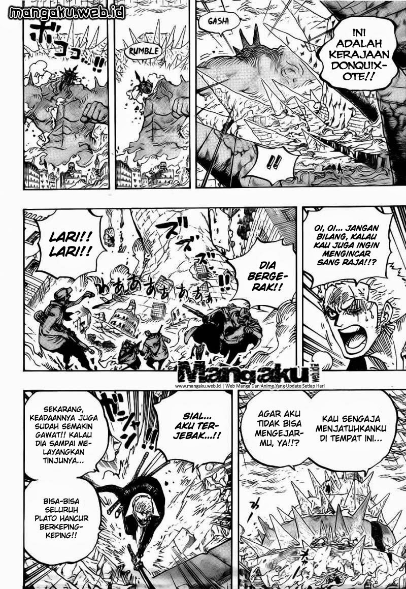 One Piece Chapter 777