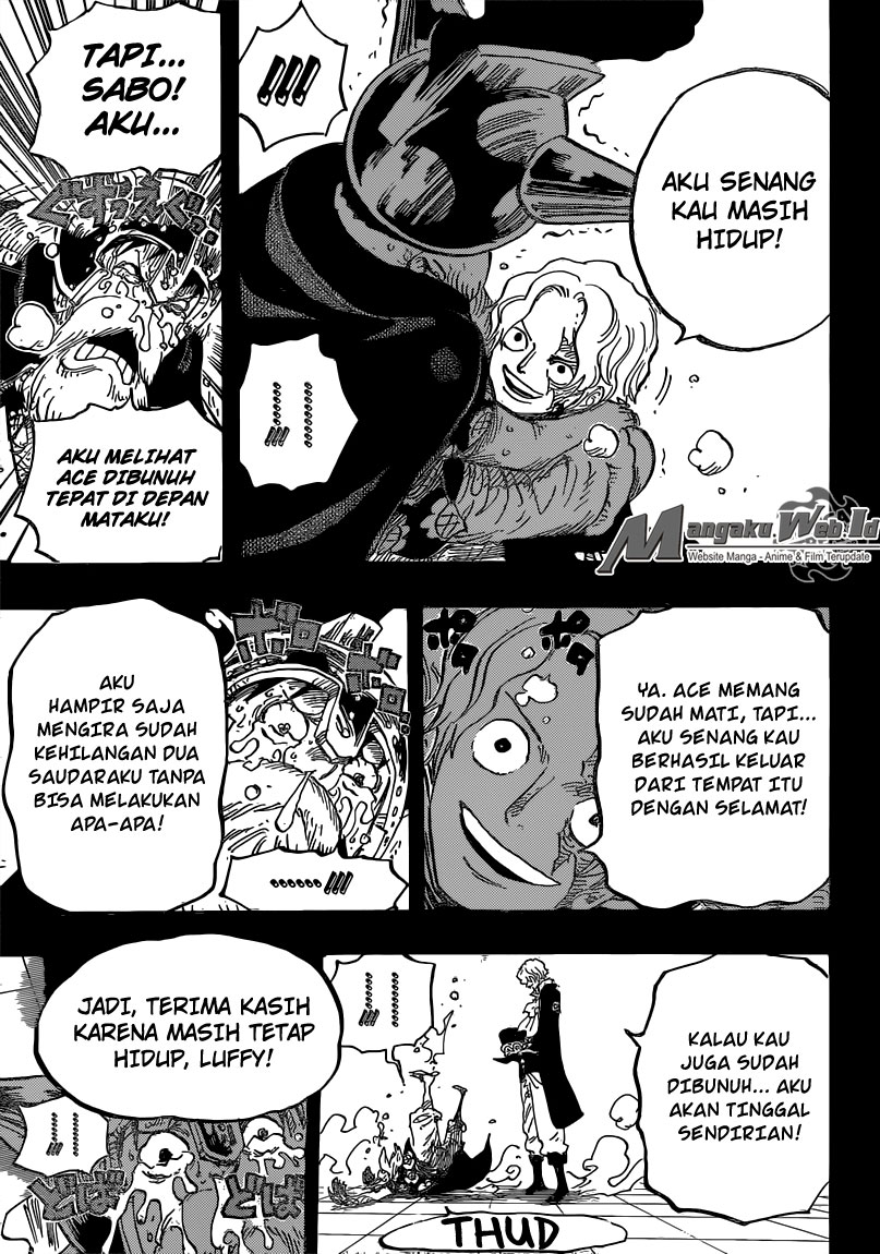 One Piece Chapter 794