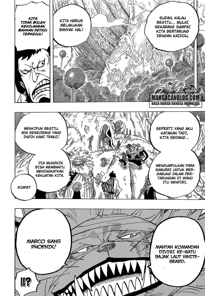One Piece Chapter 820