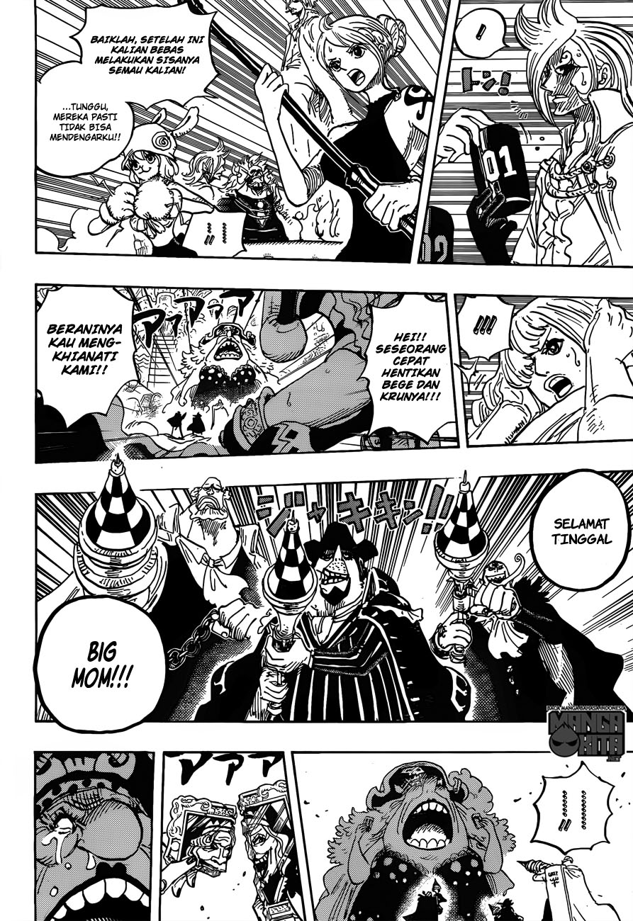 One Piece Chapter 865