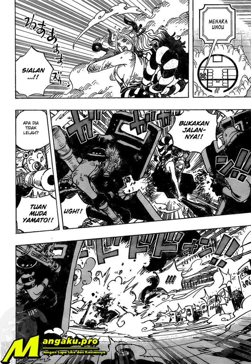 One Piece Chapter 996