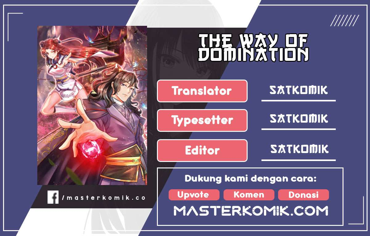 The Way of Domination Chapter 12