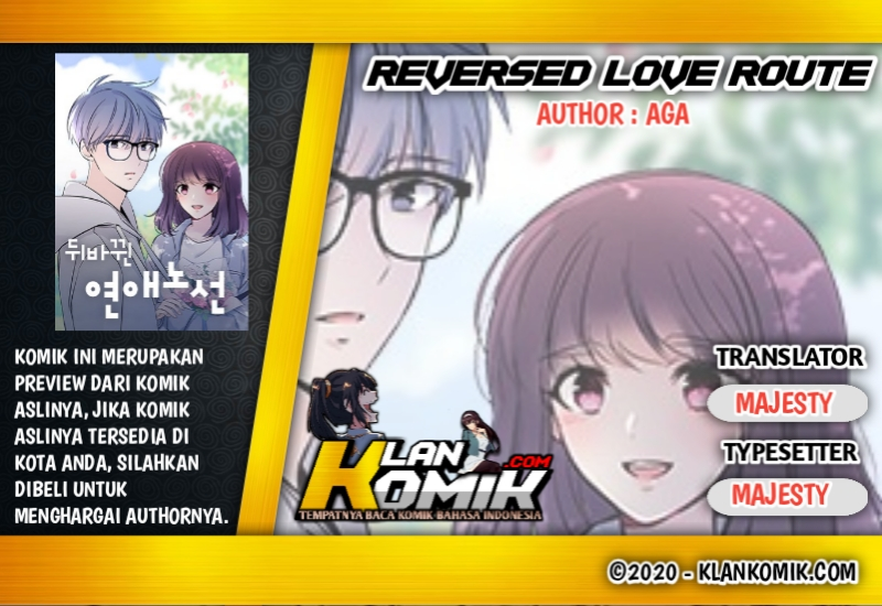 Reversed Love Route Chapter 2