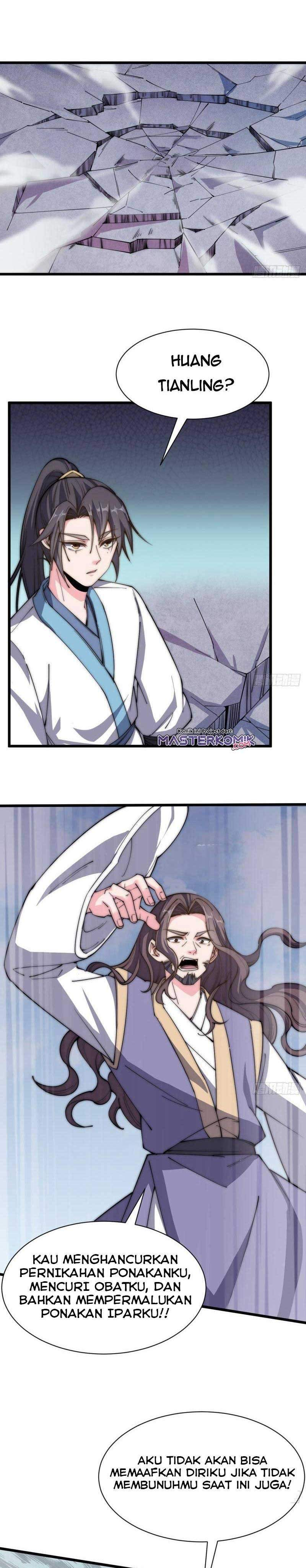 To Be Immortal for 9000 Years Chapter 36