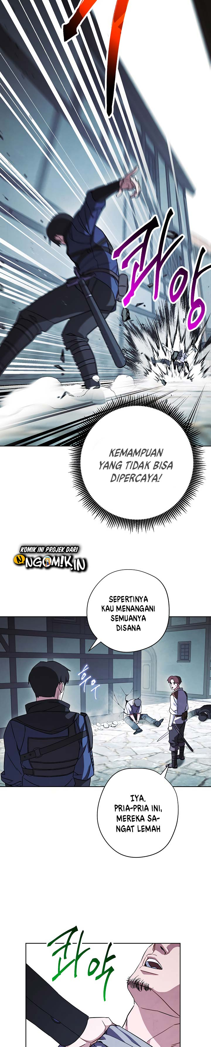 The Live Chapter 35