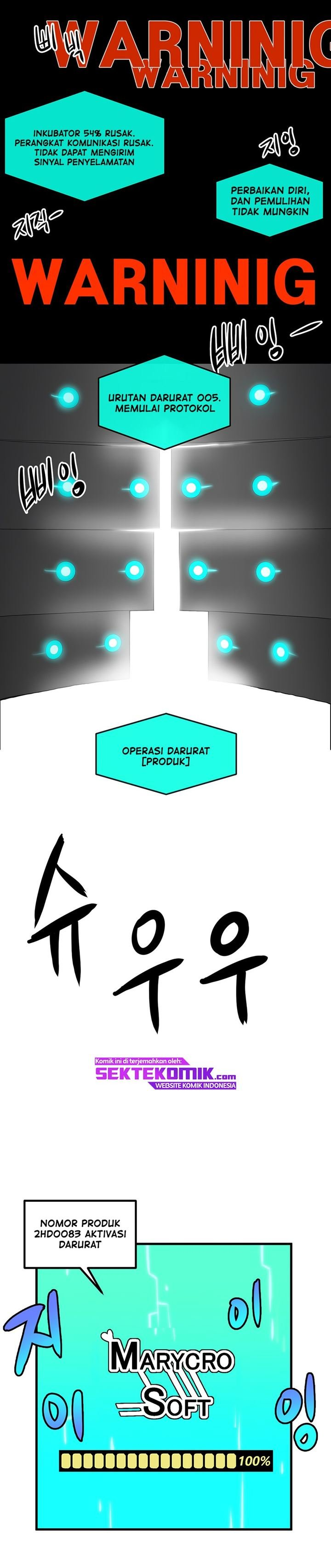 Spoiler Manhwa Androids Have No Blood 1