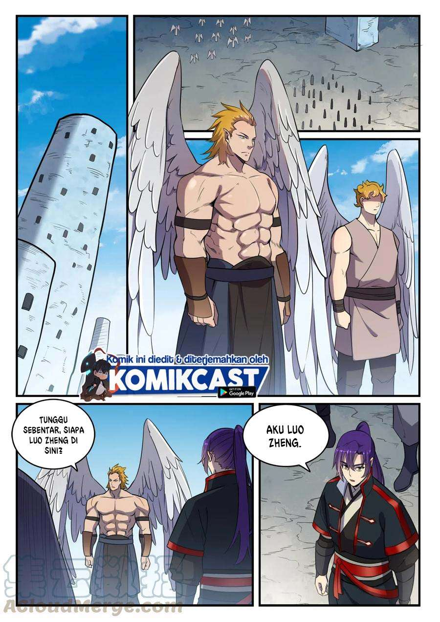 Apotheosis Chapter 747