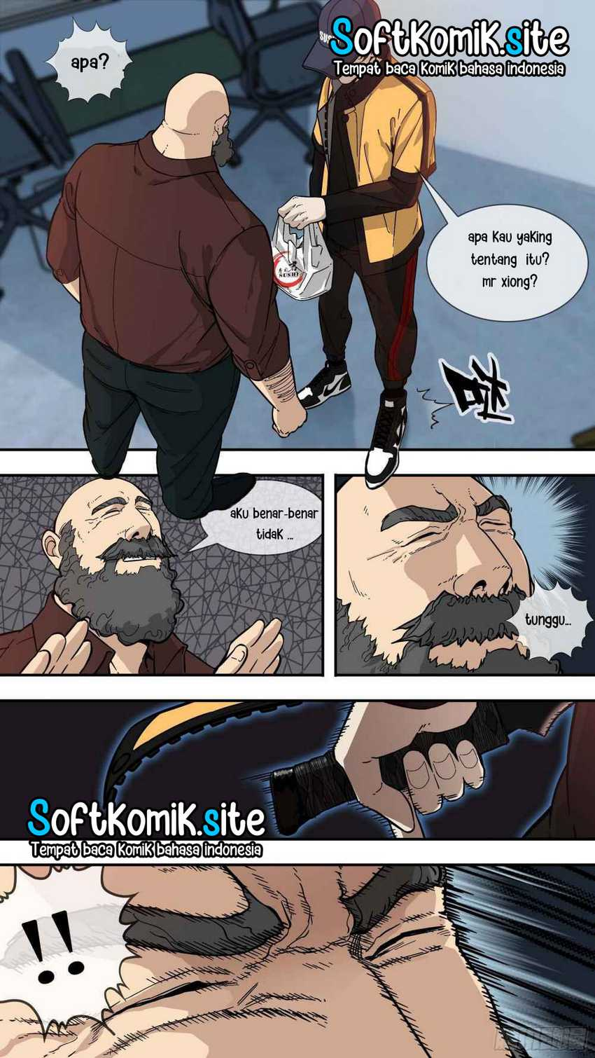 Spoiler Manhua He Flew Back From Hell as a Crow 3