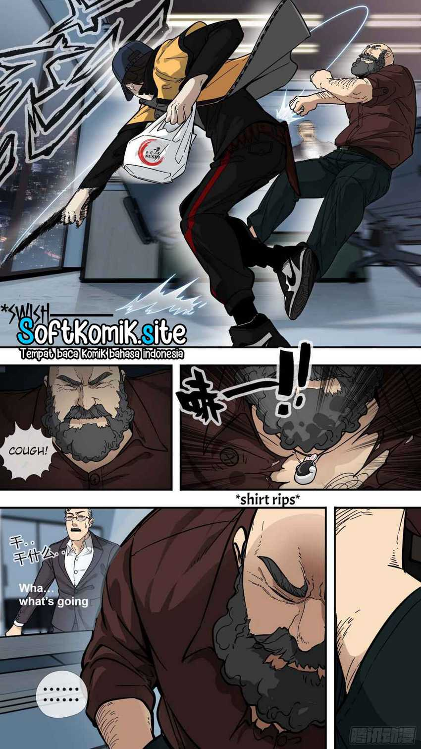 Spoiler Manhua He Flew Back From Hell as a Crow 4