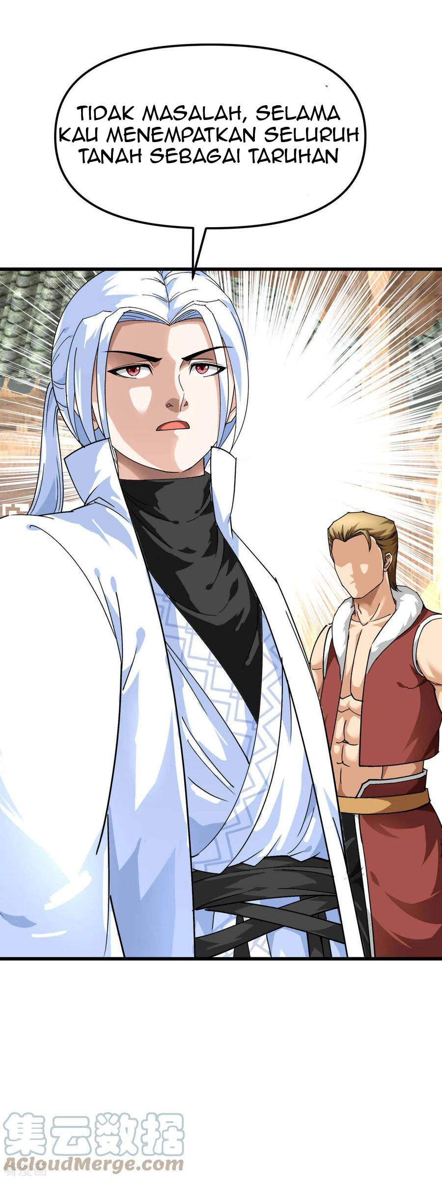 Rebirth I Am The Great God Chapter 114