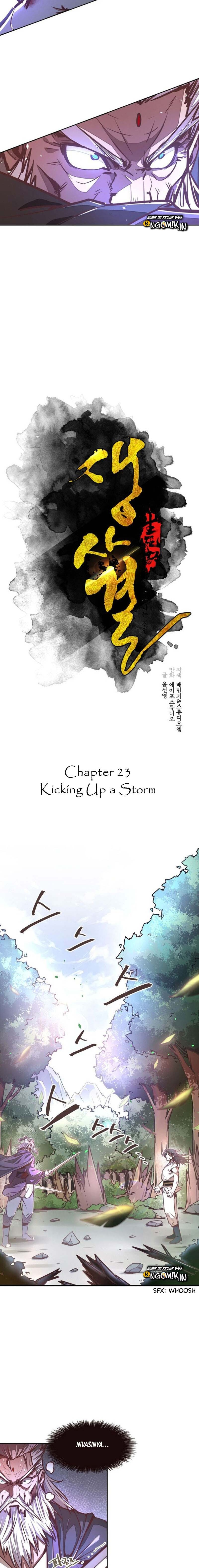 Life and Death: The Awakening Chapter 23