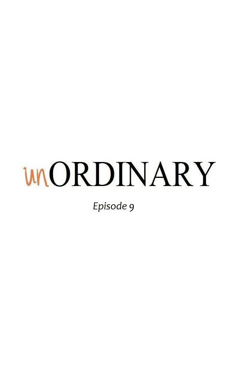 unOrdinary Chapter 09