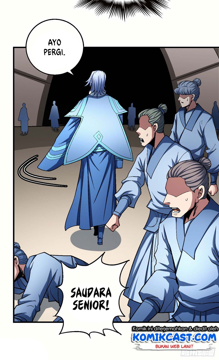 God of Martial Arts Chapter 117.3