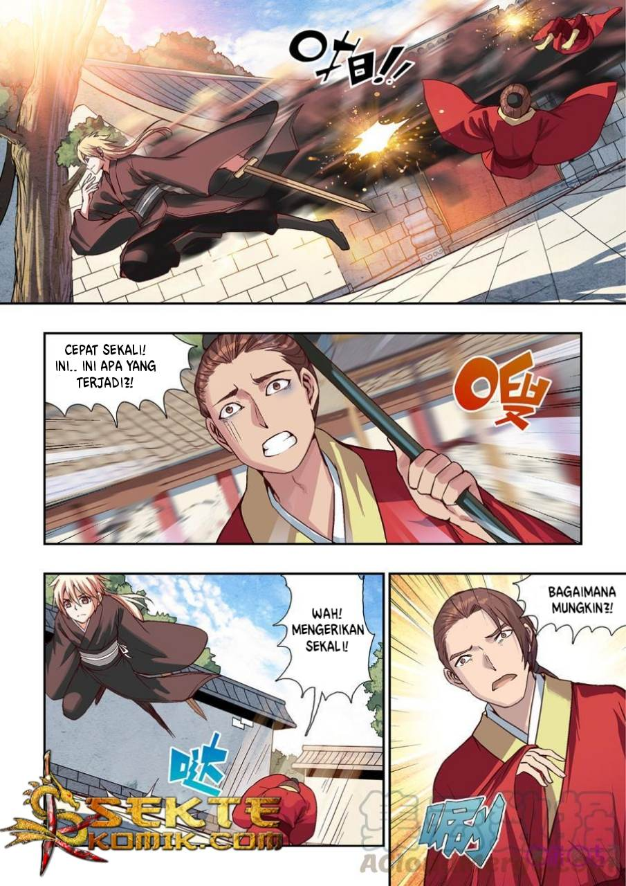 Fairy King Chapter 16