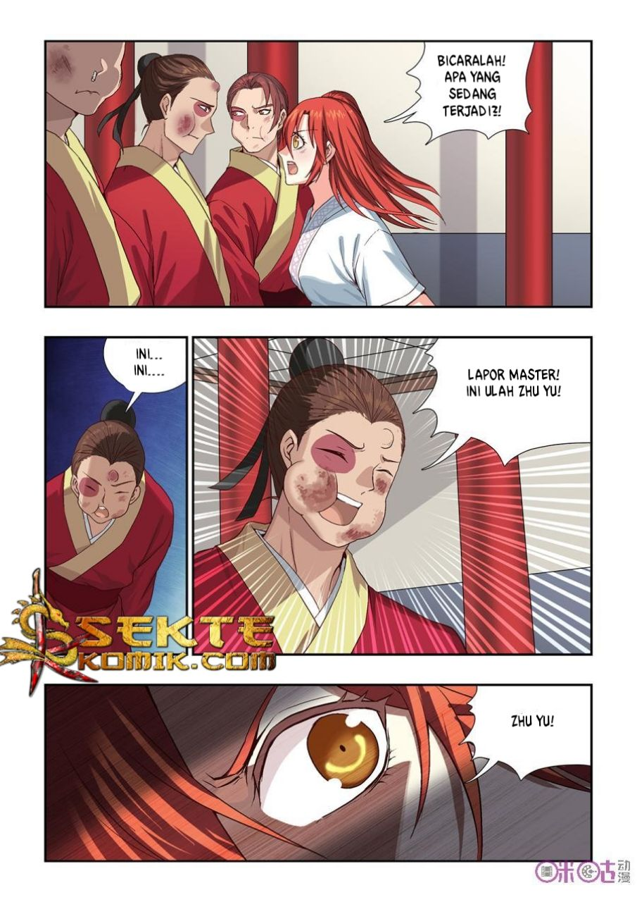 Fairy King Chapter 17