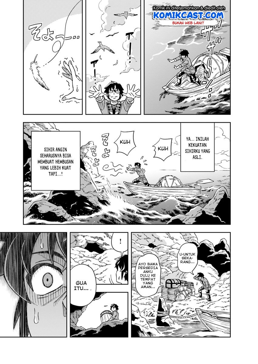 Spoiler Manga The King of Cave Will Live a Paradise Life 3