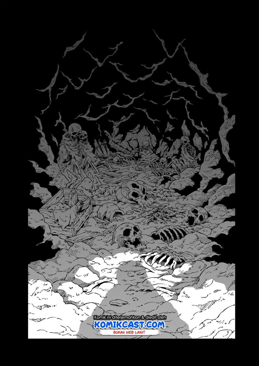 Spoiler Manga The King of Cave Will Live a Paradise Life 4