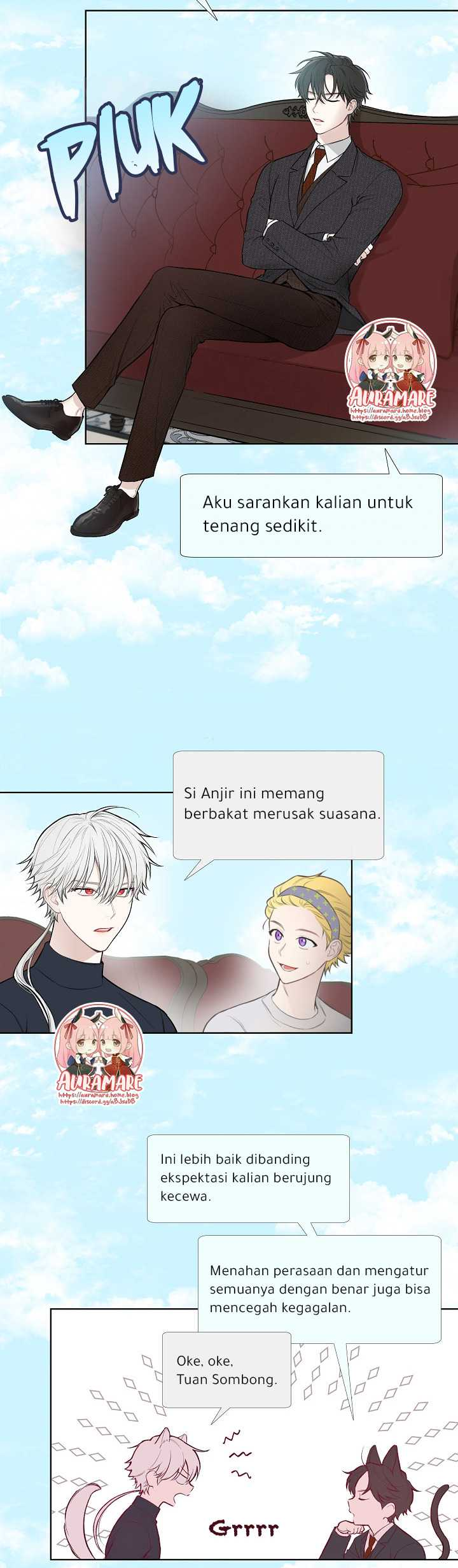 Mystic Messenger Chapter 10