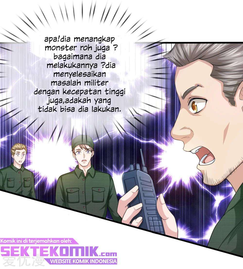 The Master of Knife Chapter 144