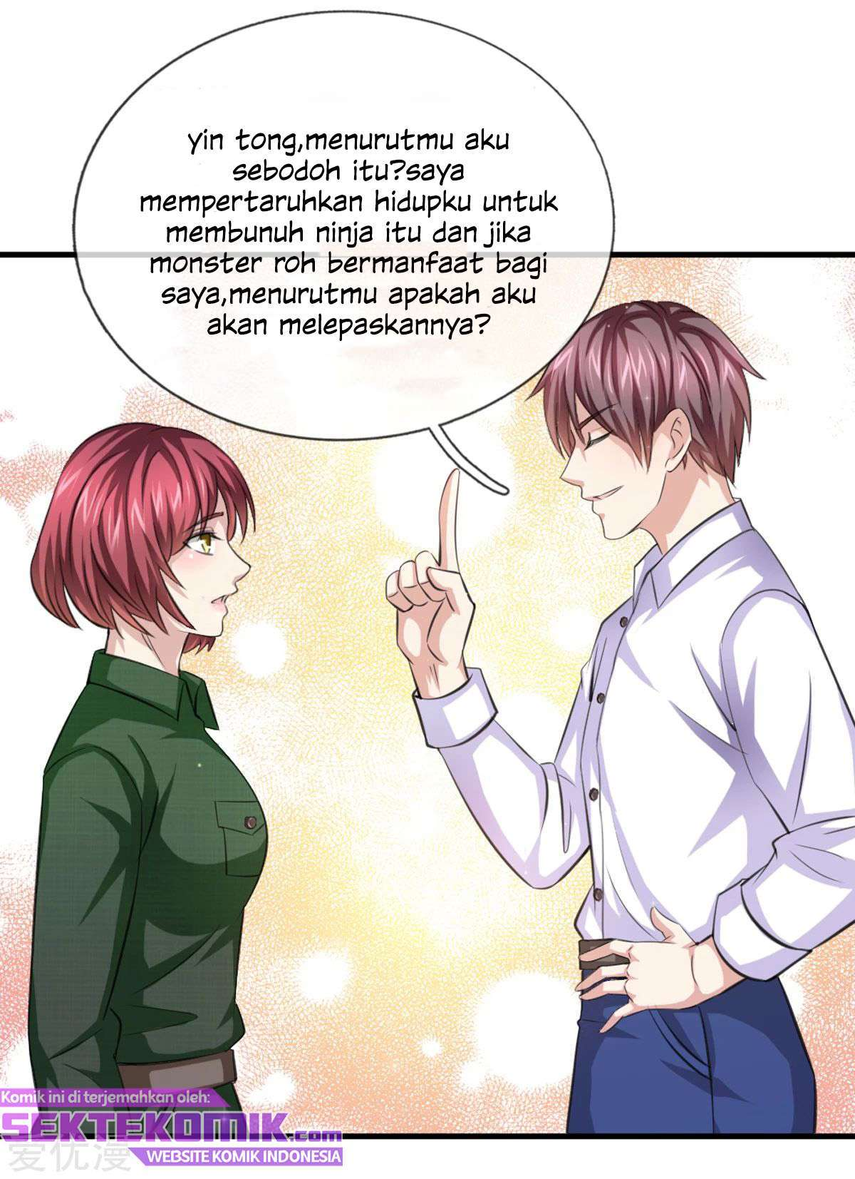 The Master of Knife Chapter 145