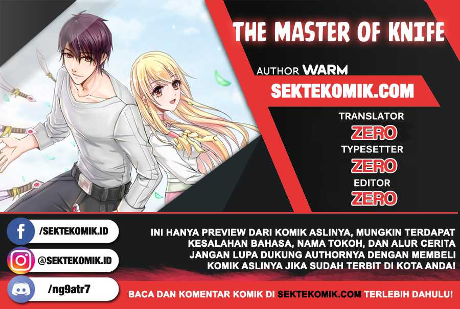 The Master of Knife Chapter 25