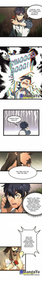 Spoiler Manhua The Strongest Cultivation APP 3