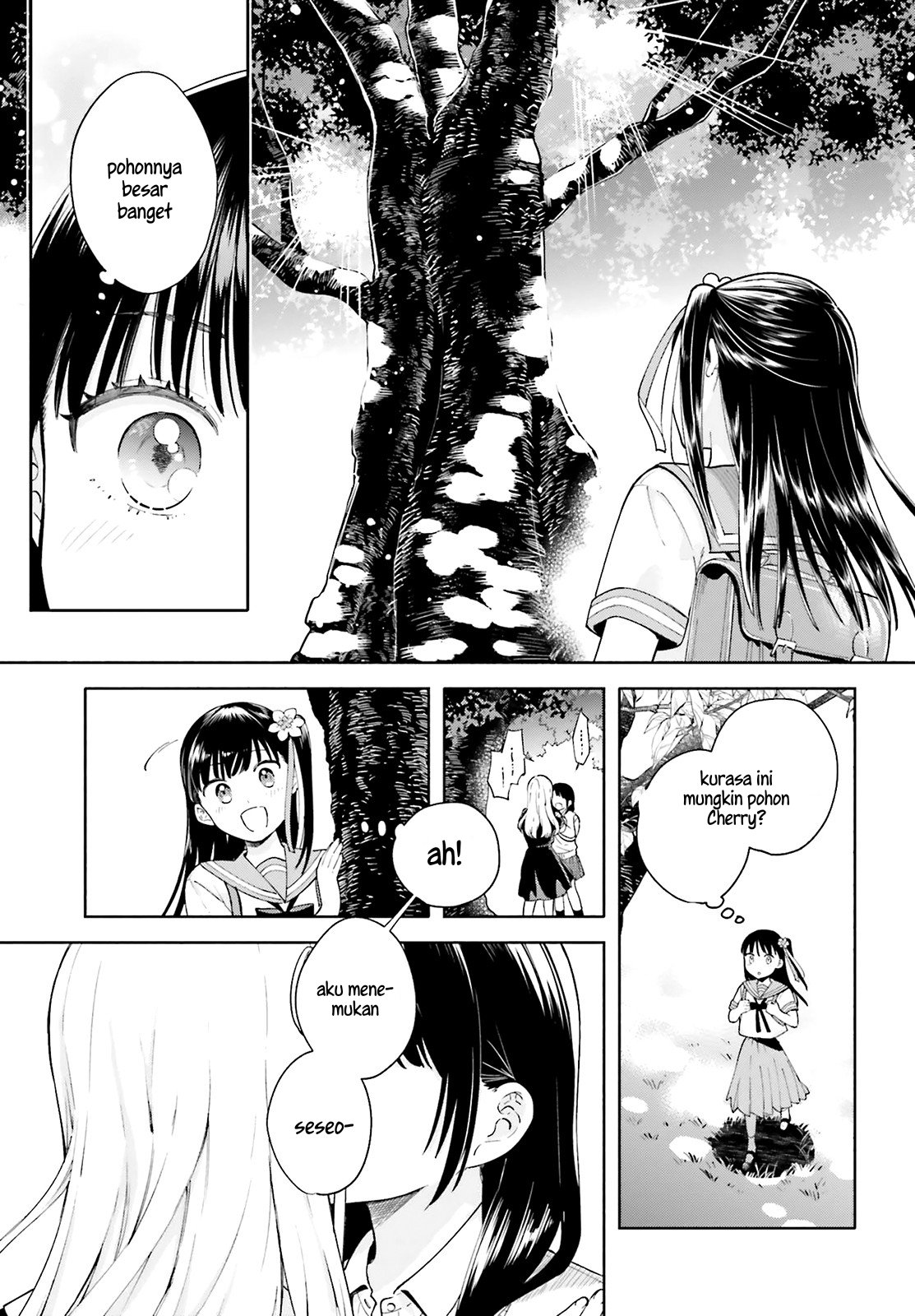 Spoiler Manga An Easy Introduction to Love Triangles: A Study Guide 4