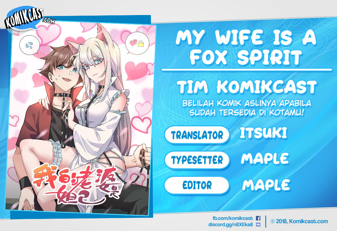 My Wife Is A Fox Spirit Chapter 35