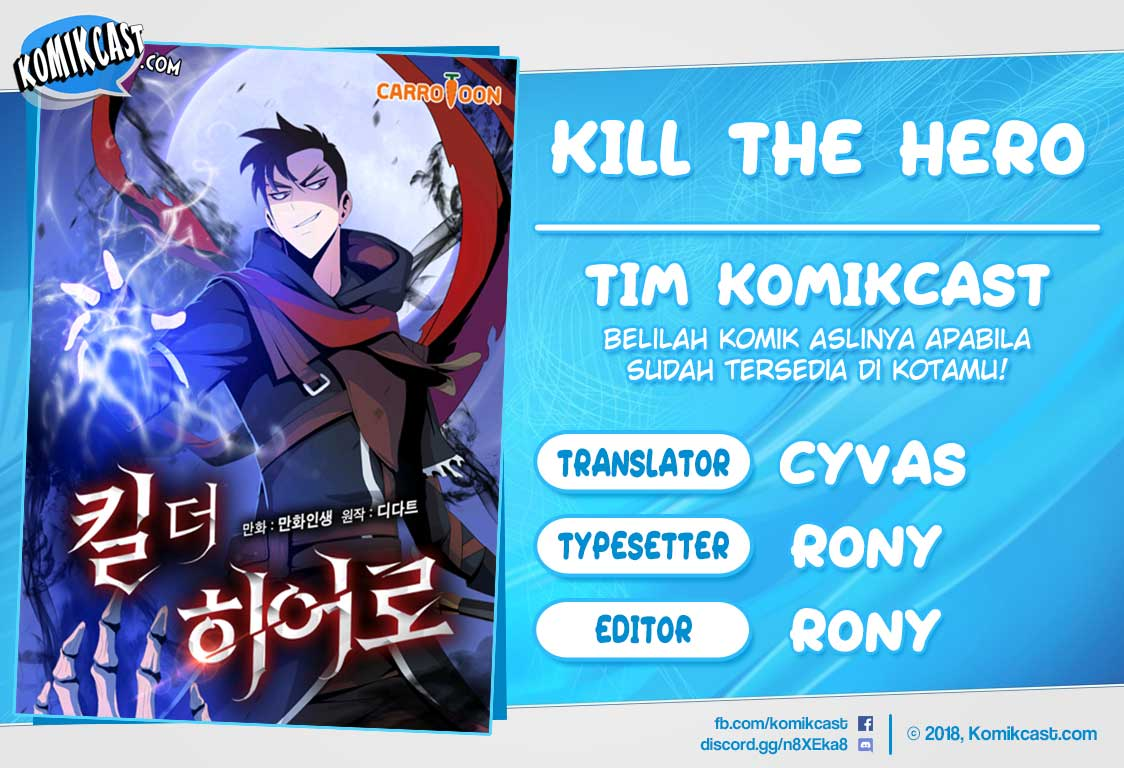 Kill the Hero Chapter 28