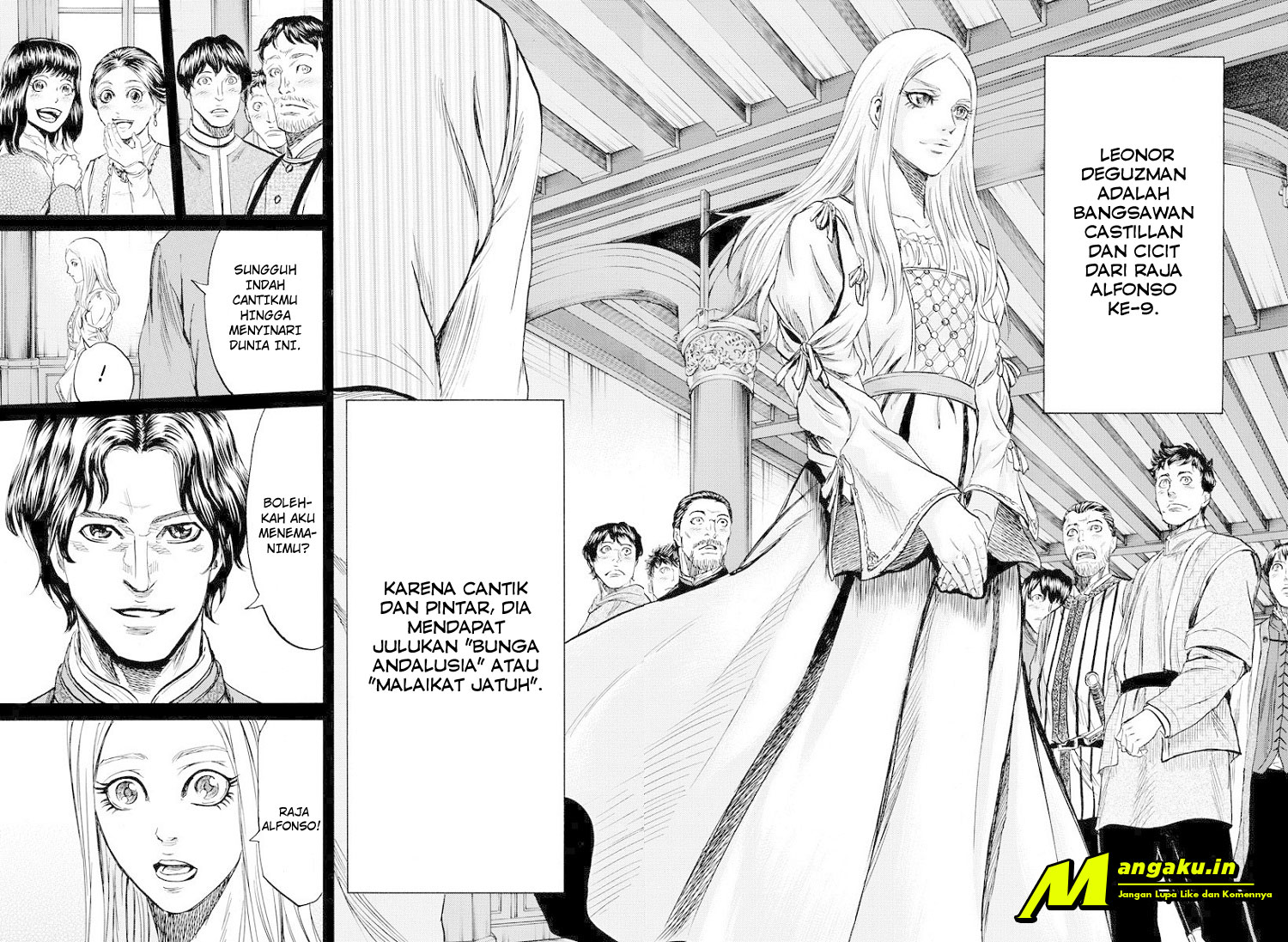 Toubousha Elio Chapter 12
