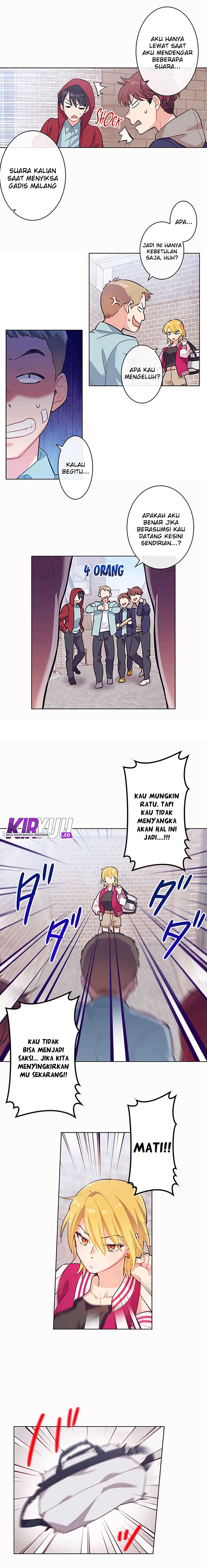 The Strongest Girl Chapter 25
