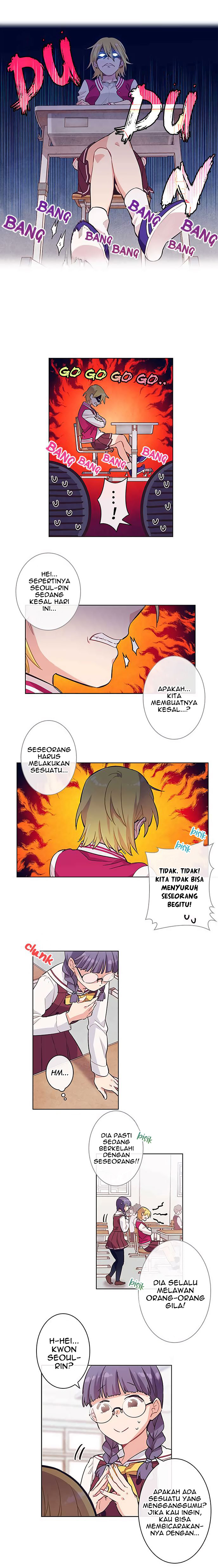 The Strongest Girl Chapter 26