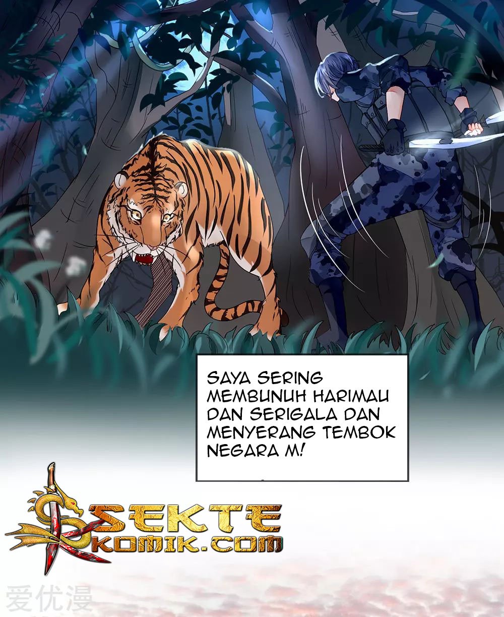 Spoiler Manhua Ultimate King of Mixed City 1