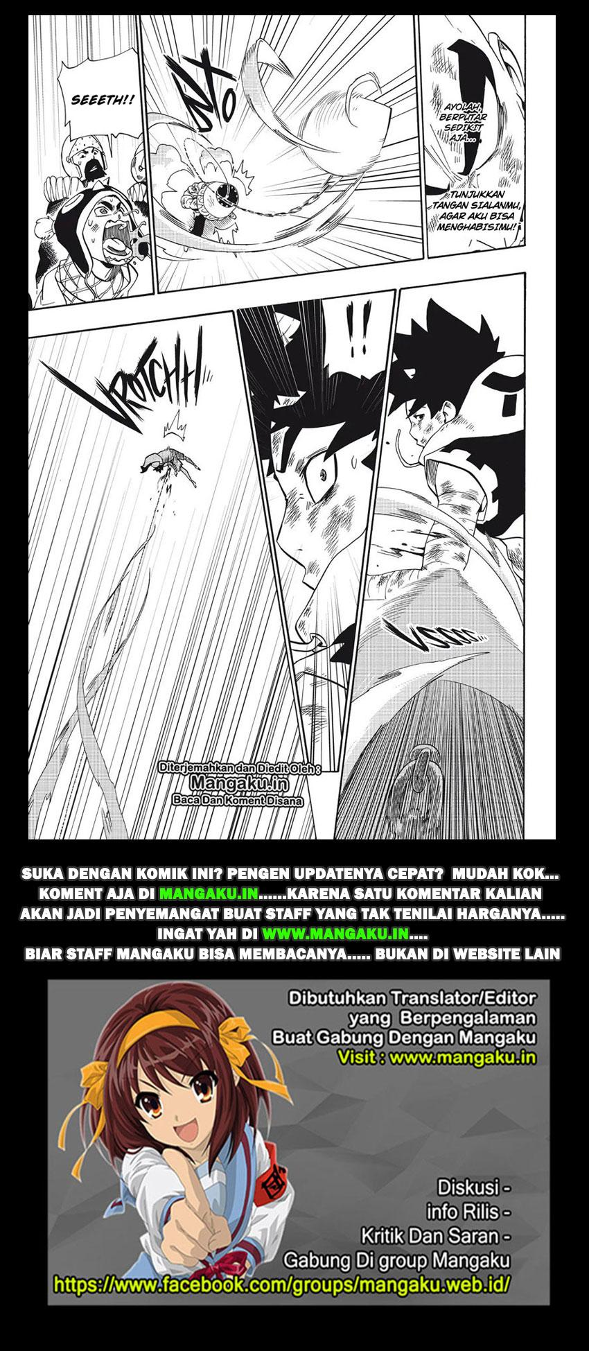 Radiant Chapter 18
