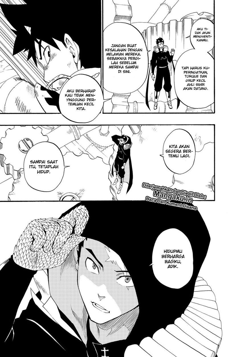 Radiant Chapter 23