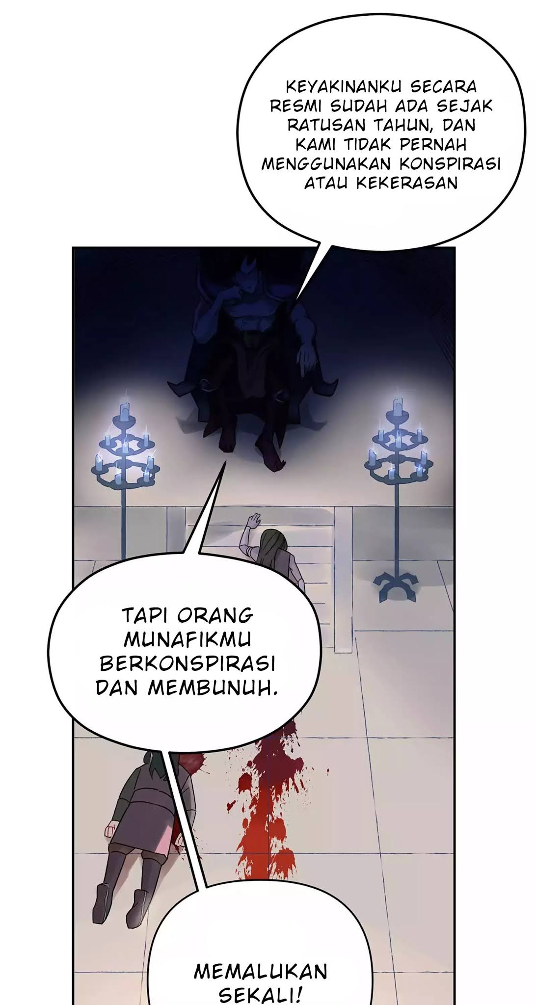 Spoiler Manhua Busted! Darklord 2